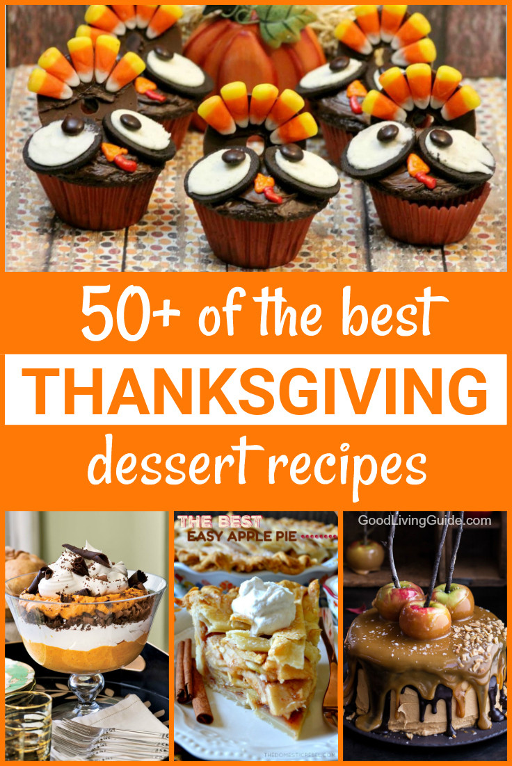 Best Thanksgiving Pie Recipes  50 of the best Thanksgiving Dessert Recipes Good Living