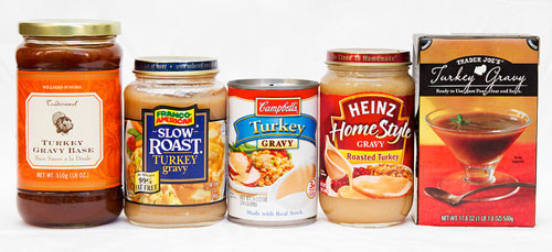 Best Turkey Brand For Thanksgiving  Taste Test Store Bought Turkey Gravy