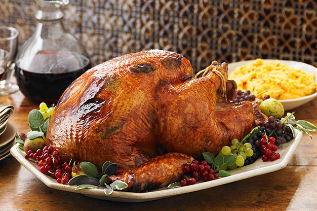 Best Turkey Brand For Thanksgiving  Brined Turkey Recipe Kraft Recipes