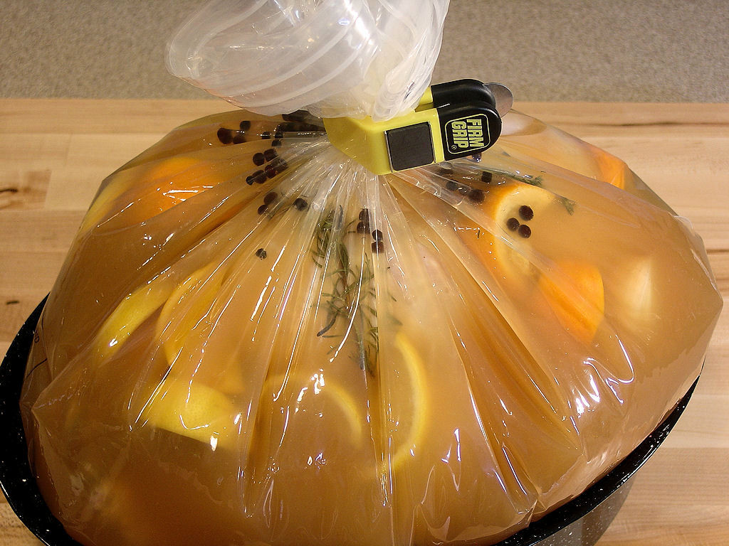 Best Turkey Brine Recipe Thanksgiving  Cider & Citrus Turkey Brine with Herbs and Spices Wicked