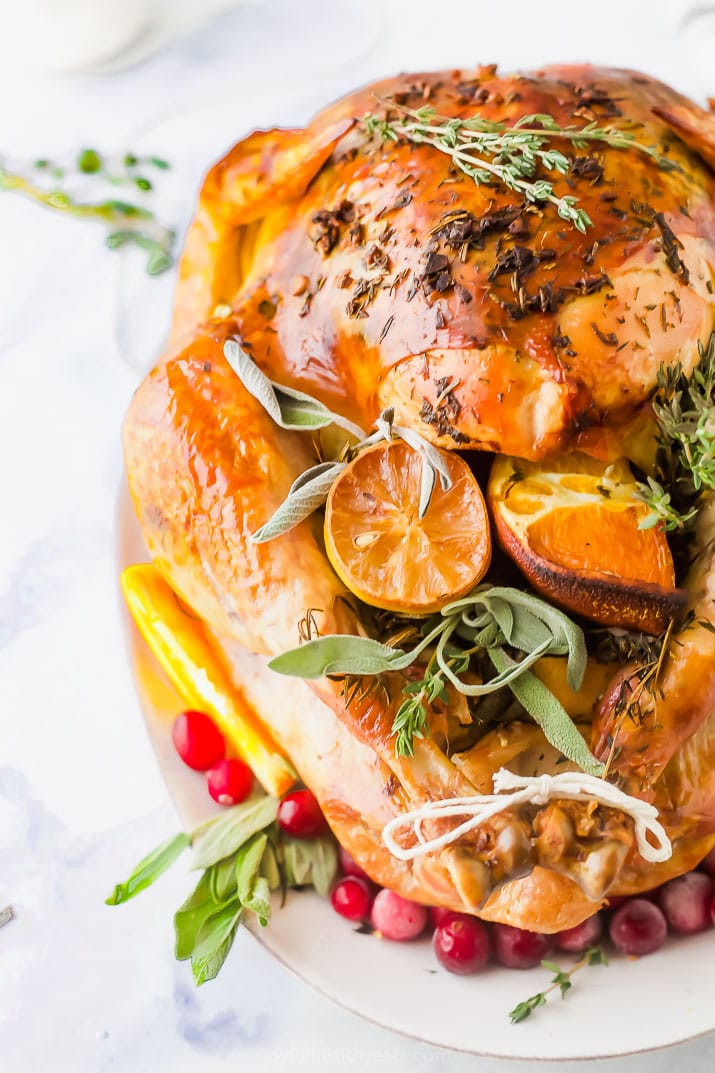 Best Turkey Brine Recipe Thanksgiving  The Best Thanksgiving Turkey Recipe No Brine