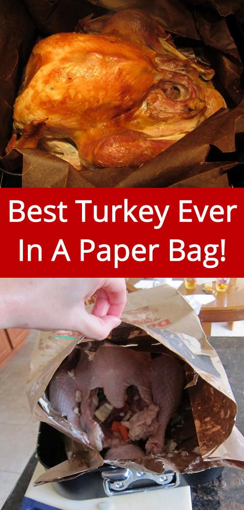 Best Turkey Recipe Thanksgiving  Best Thanksgiving Roast Turkey Recipe In A Brown Paper Bag