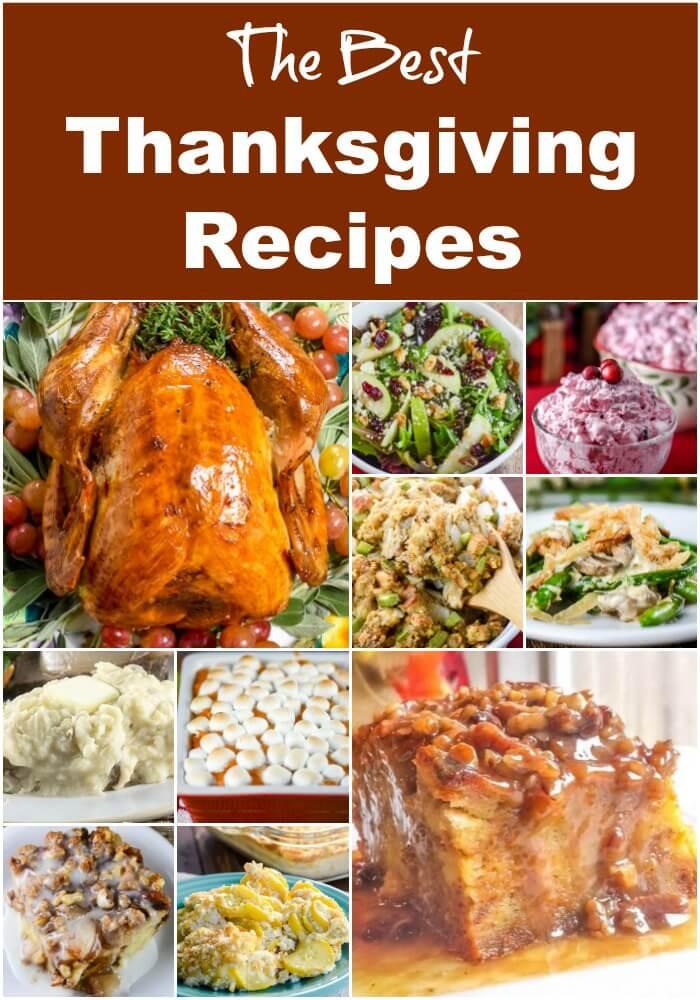 Best Turkey Recipe Thanksgiving  Best Thanksgiving Recipes Flavor Mosaic