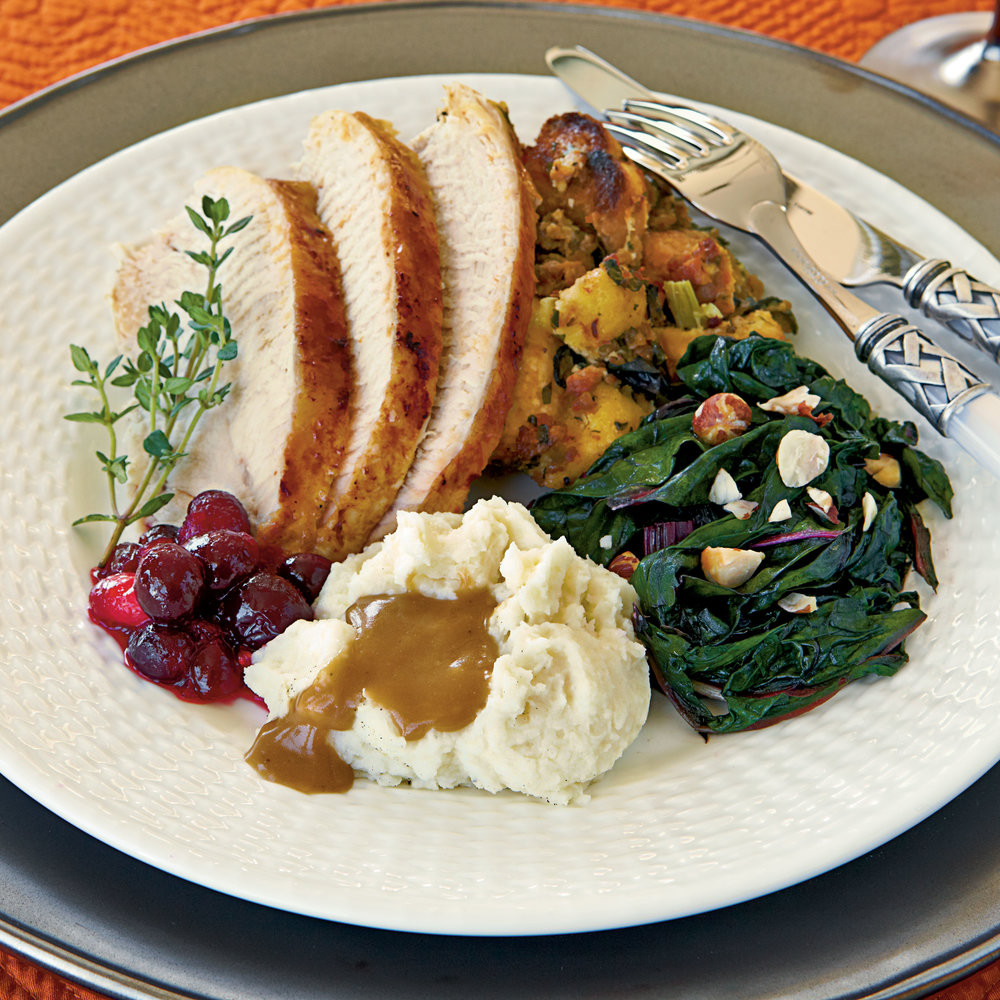 Best Turkey Recipes For Thanksgiving  Our Best Thanksgiving Recipes Coastal Living