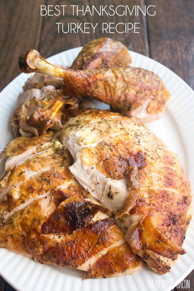 Best Turkey Recipes For Thanksgiving  Best Thanksgiving Turkey Recipe How to Cook a Turkey