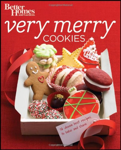 Better Homes And Gardens Christmas Cookies  My Best Ever Christmas Cookie Recipes