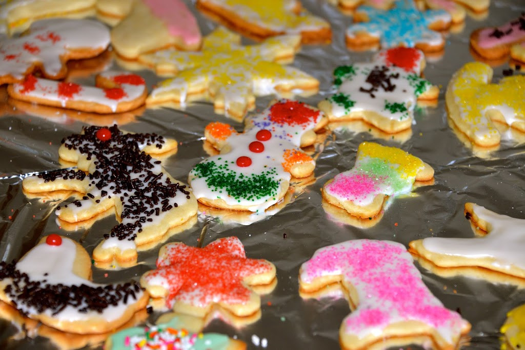Better Homes And Gardens Christmas Cookies  Better Homes & Garden s Christmas Sugar Cookies Everyday