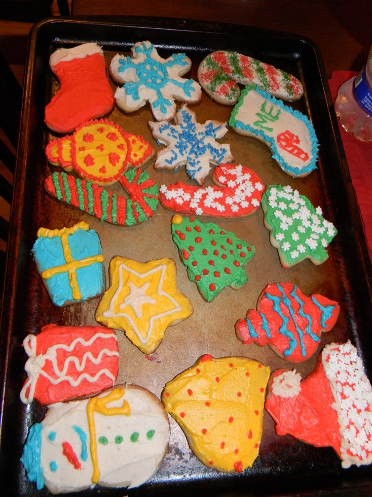 Betty Crocker Christmas Sugar Cookies  Frosted Sugar Cookies For Every Occasion