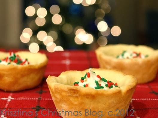 Bite Size Christmas Desserts  My Best Christmas Themed Pinterest Boards
