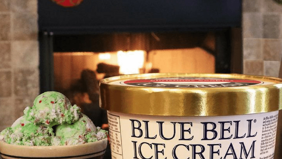 Blue Bell Christmas Cookies  Blue Bell Reveals the Best Holiday Ice Cream Release Yet