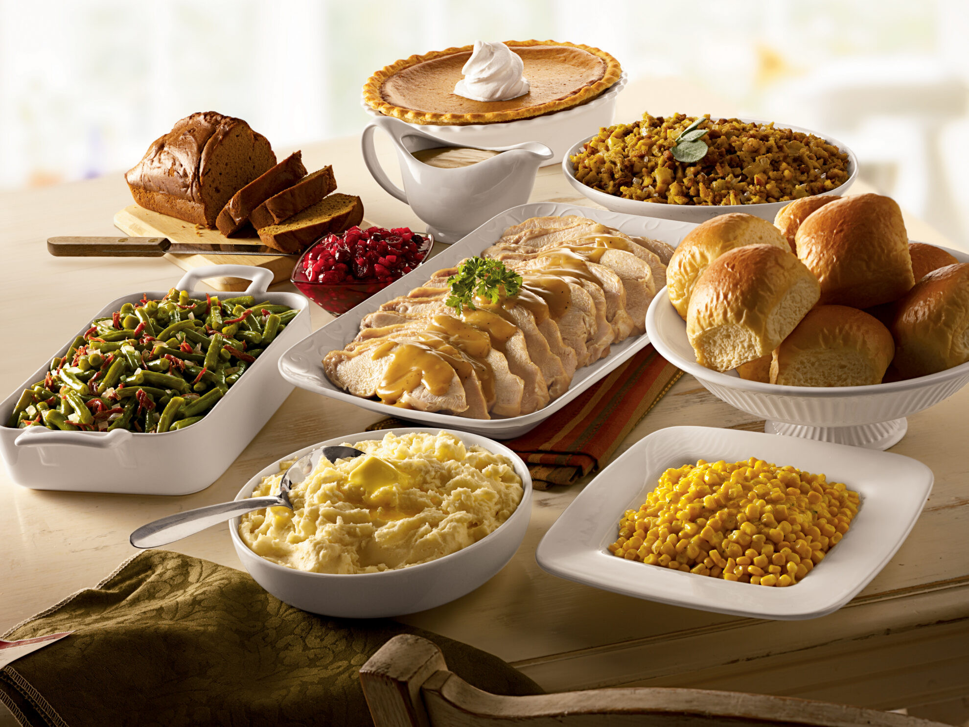 Bob Evans Christmas Dinner  Bob Evans Farmhouse Feast – Giveaway