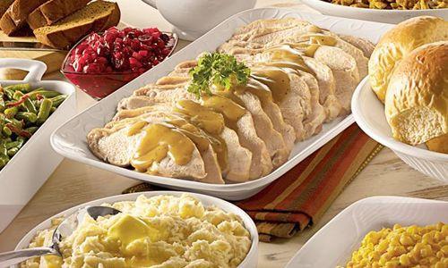 Bob Evans Christmas Dinner  Bob Evans Restaurants Announce Thanksgiving Hours
