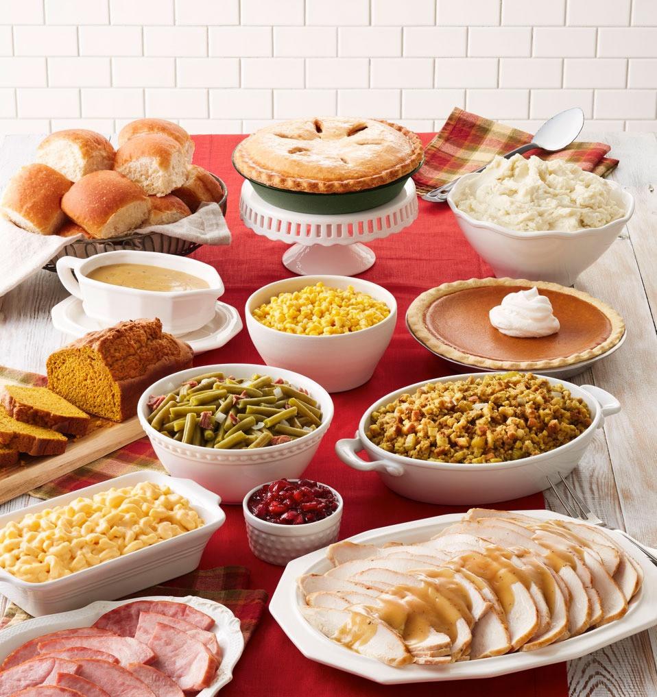 Bob Evans Christmas Dinner  Bob Evans Christmas Dinner
