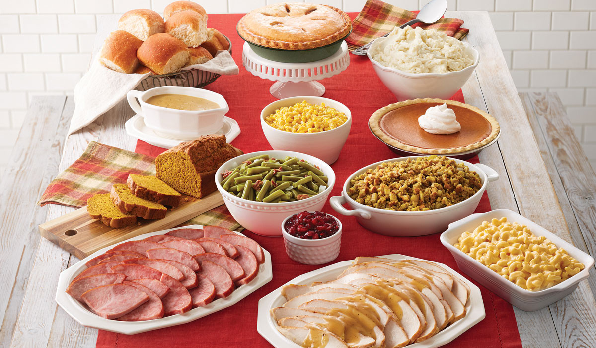 Bob Evans Christmas Dinner  Bob Evans Now fering To Go Thanksgiving Meals