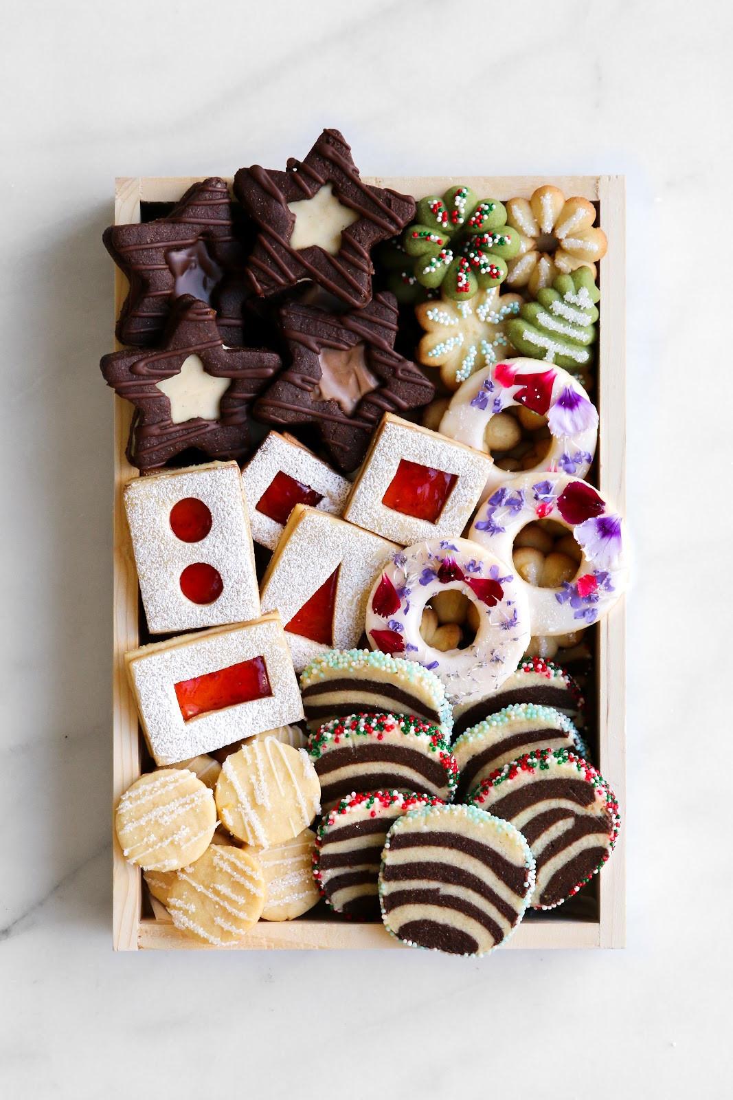 Bon Appetit Christmas Cookies  Constellation Inspiration