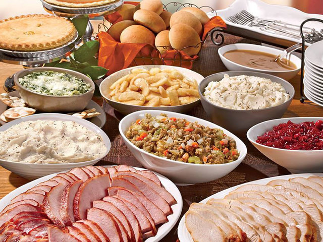 Boston Market Thanksgiving Dinners To Go  For cooking 7 places to a Thanksgiving meal