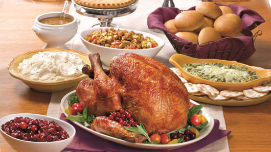 Boston Market Thanksgiving Dinners To Go  Thanksgiving is the Super Bowl for Boston Market