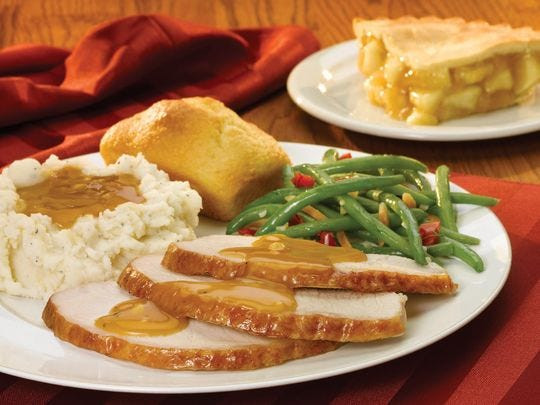 Boston Market Thanksgiving Dinners To Go  9 East Valley places to order Thanksgiving dinner to go
