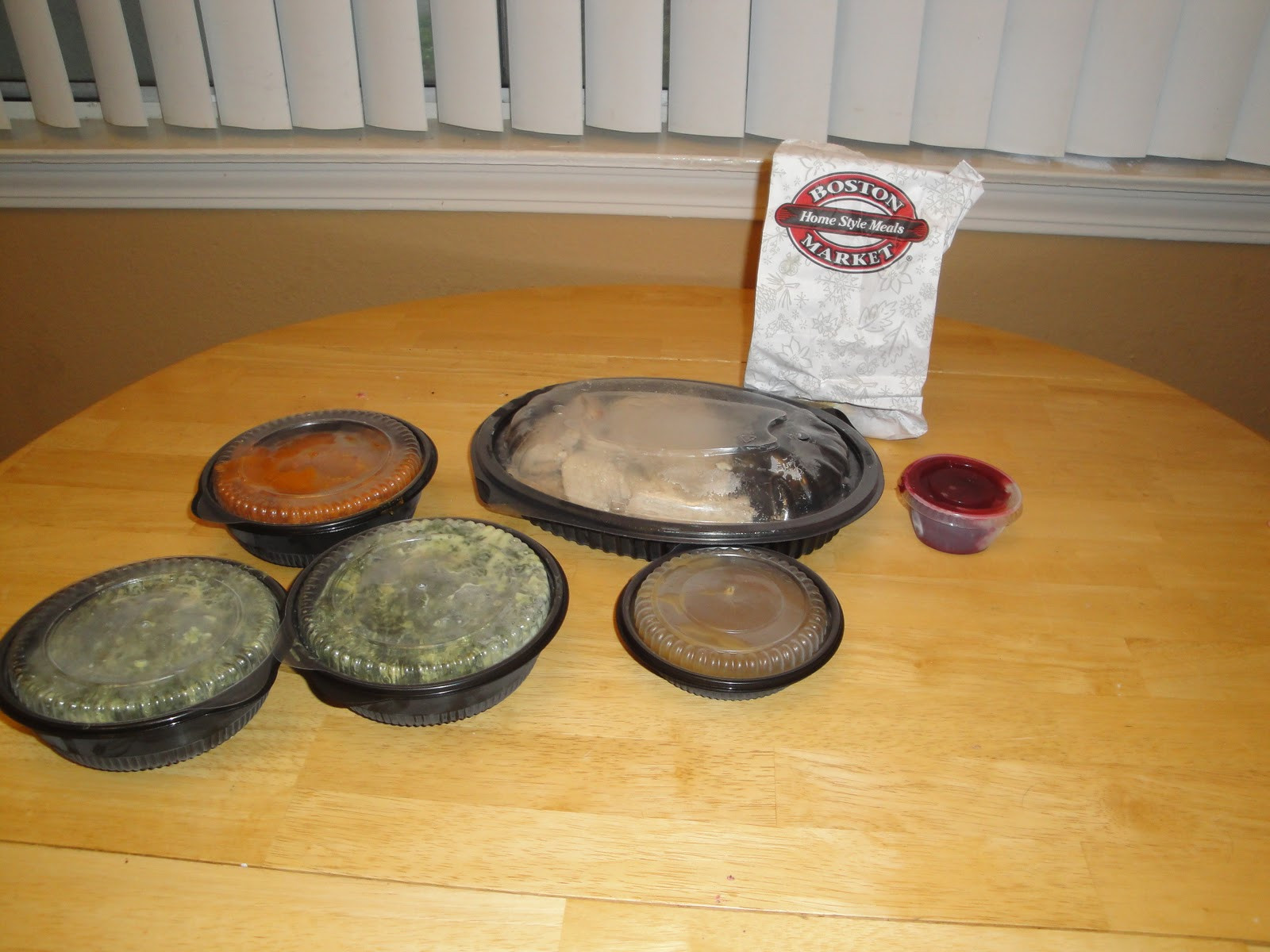 Boston Market Thanksgiving Dinners To Go  Boston Market Holiday Meals Review