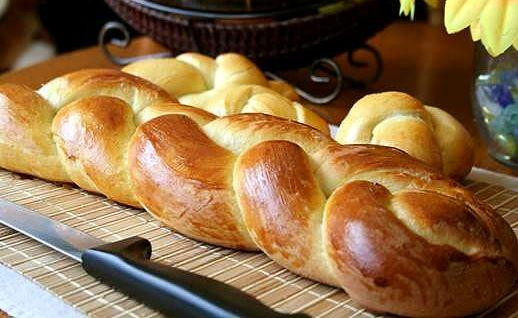 Braided Christmas Bread  Hefezopf Rezept Schuhbecks Video Kochschule