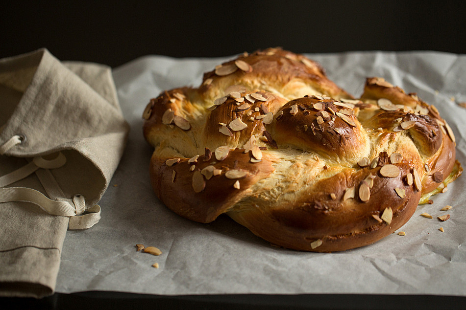 Braided Christmas Bread  Appetites How to make and braid Christmas bread like a