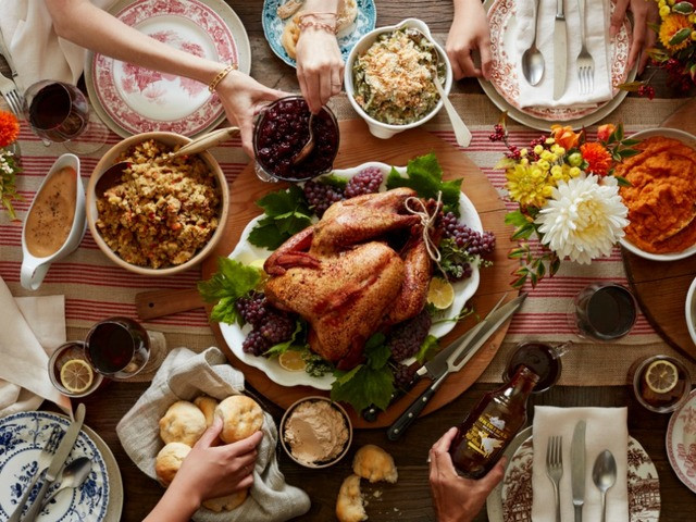 Breakfast Open On Thanksgiving  LIST Restaurants open on Thanksgiving Day around Phoenix
