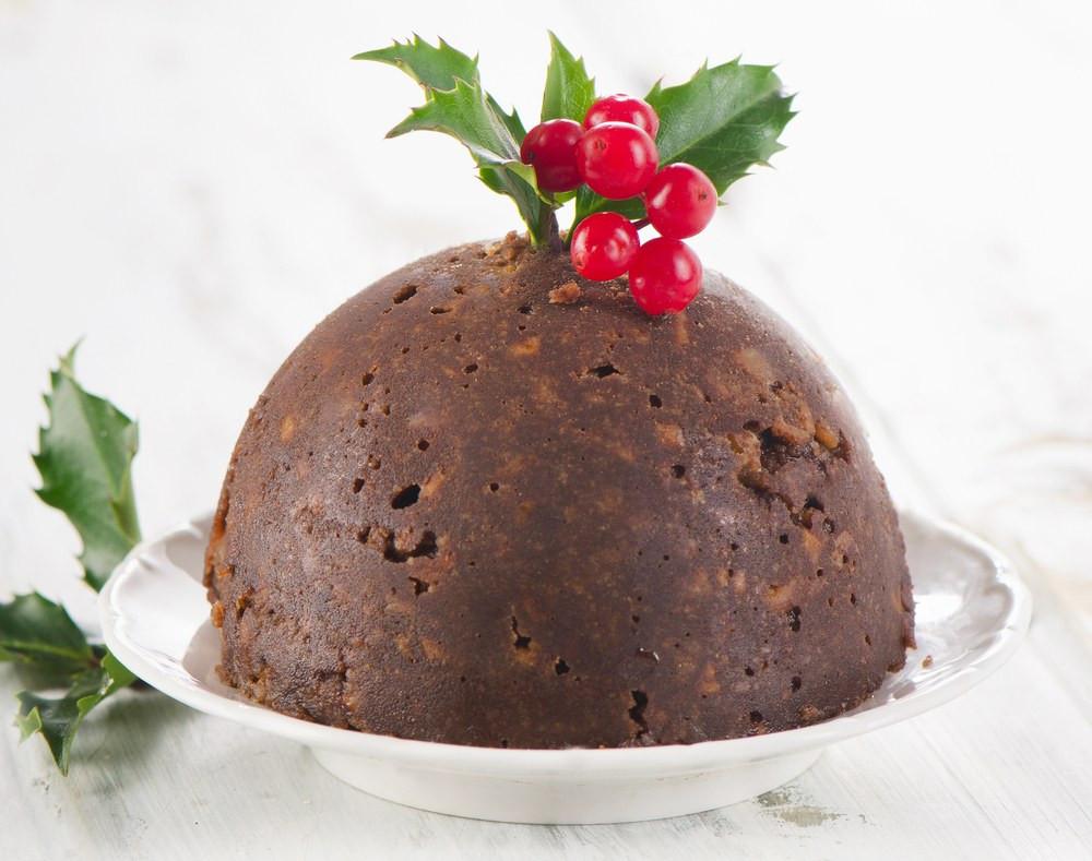 British Christmas Puddings  Superb English Plum Pudding recipe