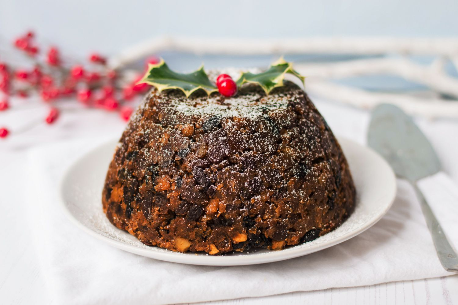 British Christmas Puddings  Tried and Tested British Christmas Pudding Recipe
