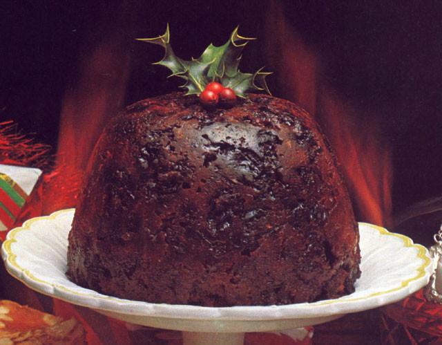 British Christmas Puddings  Recipe Traditional English Christmas Pudding — The Silhouette