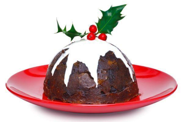 British Christmas Puddings  Top 5 Weirdest Christmas Traditions around the World