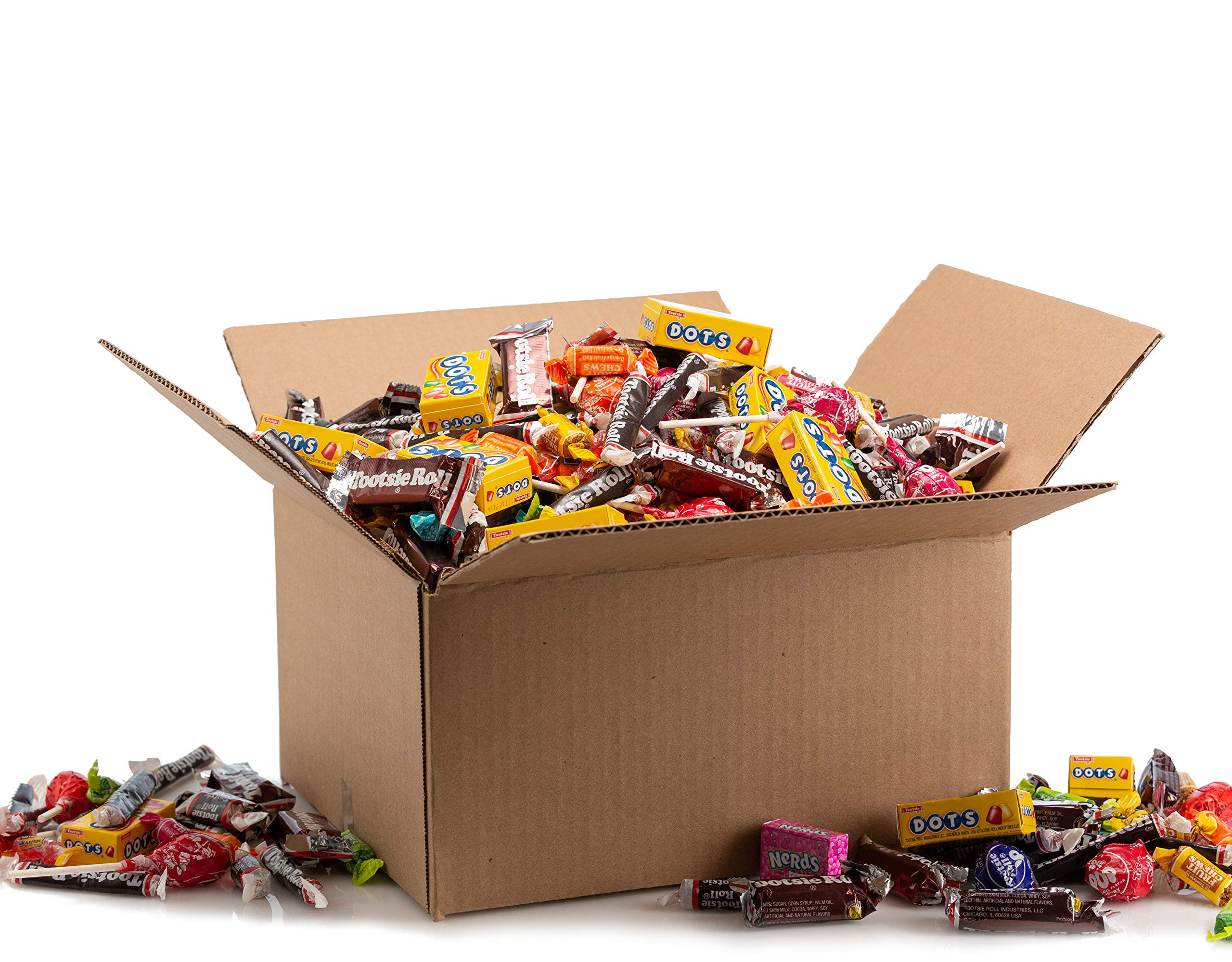 Bulk Individually Wrapped Christmas Candy  Amazon Halloween Bulk Candy individually wrapped