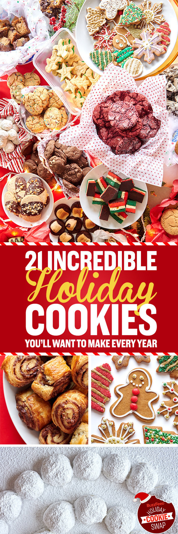 Buzzfeed Christmas Cookies  21 Cookies You Need To Make For The Holidays