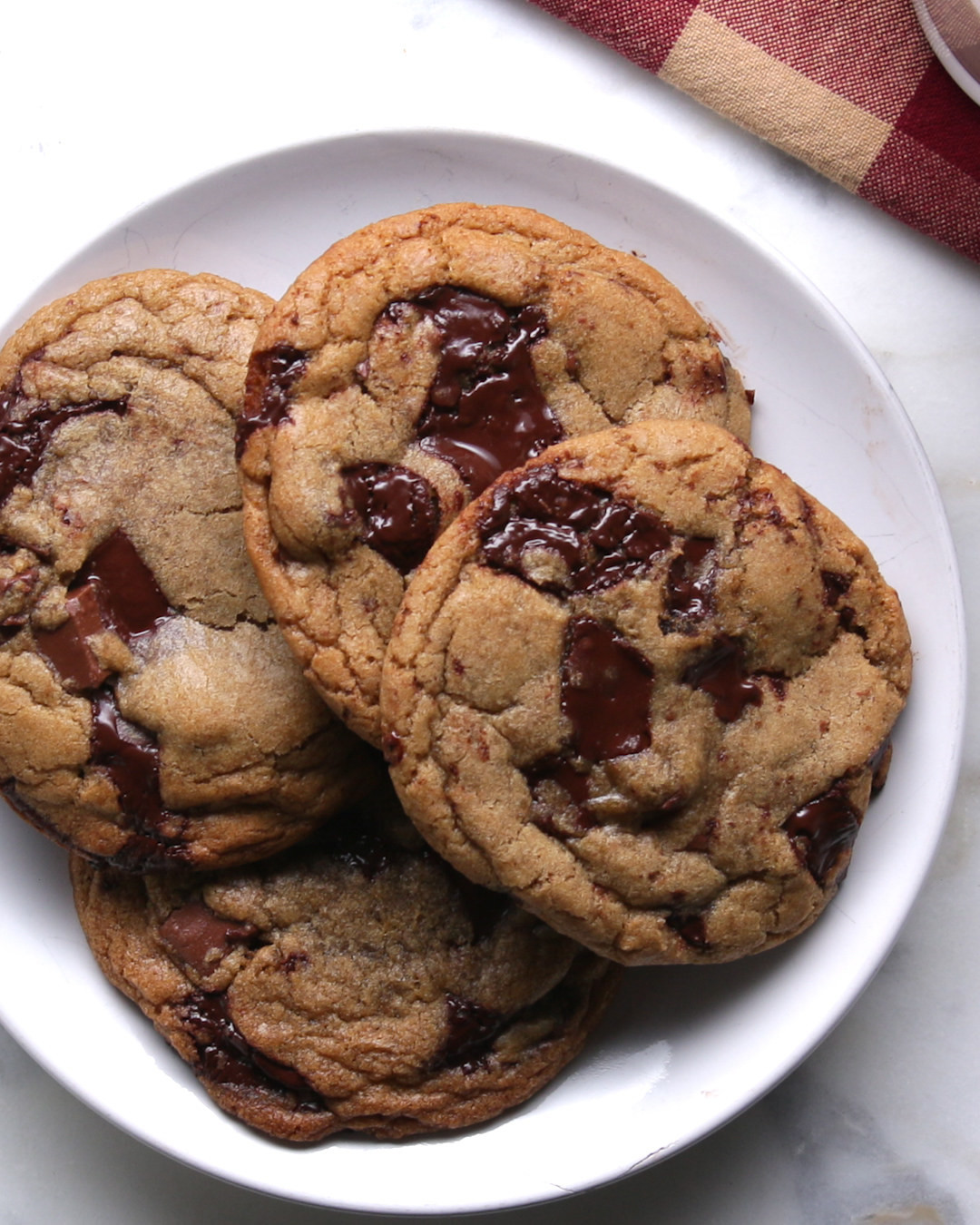 Buzzfeed Christmas Cookies  These Are Actually The Best Chewy Chocolate Chip Cookies Ever