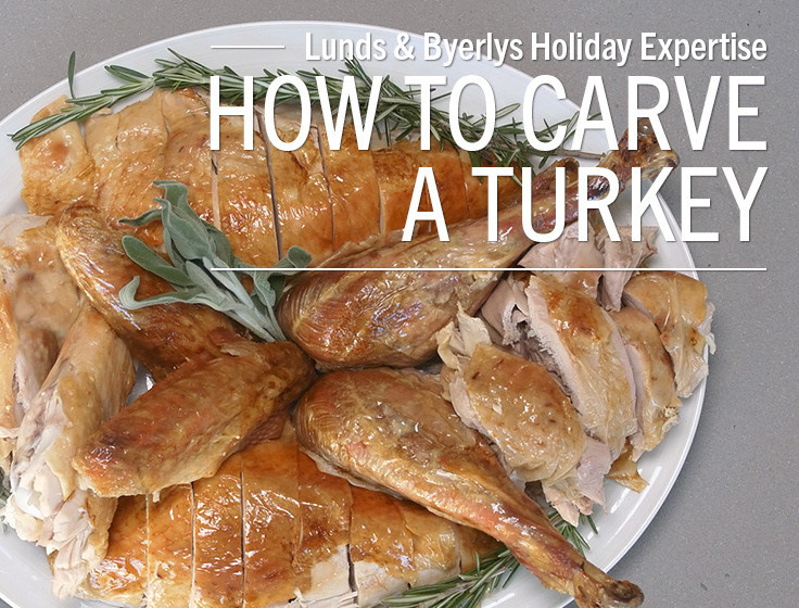 Byerlys Thanksgiving Dinners  Lunds & Byerlys How to videos