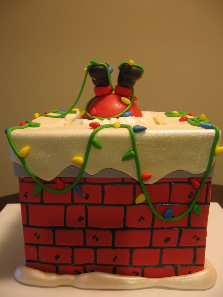 Cakes For Christmas  12 The Most Amazing Christmas Cake Decorating Ideas