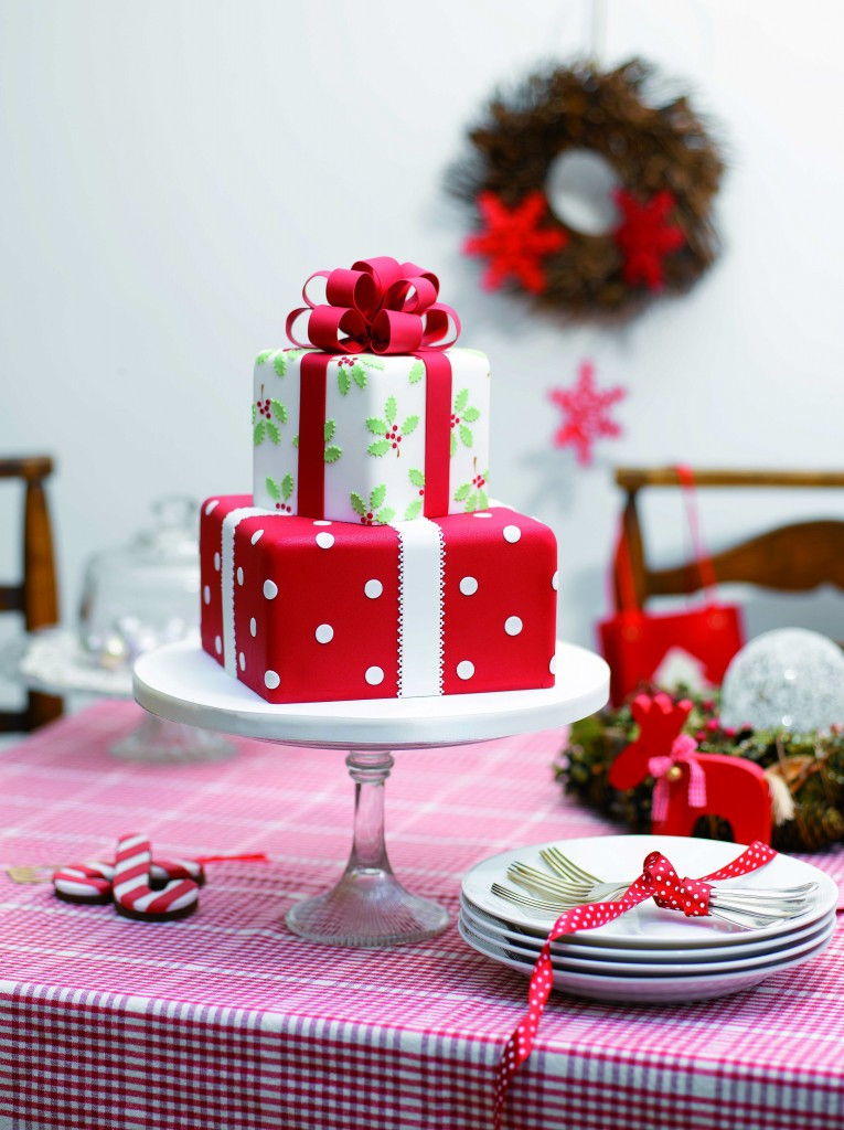 Cakes For Christmas  Christmas Food Hamper Christmas Celebration All about