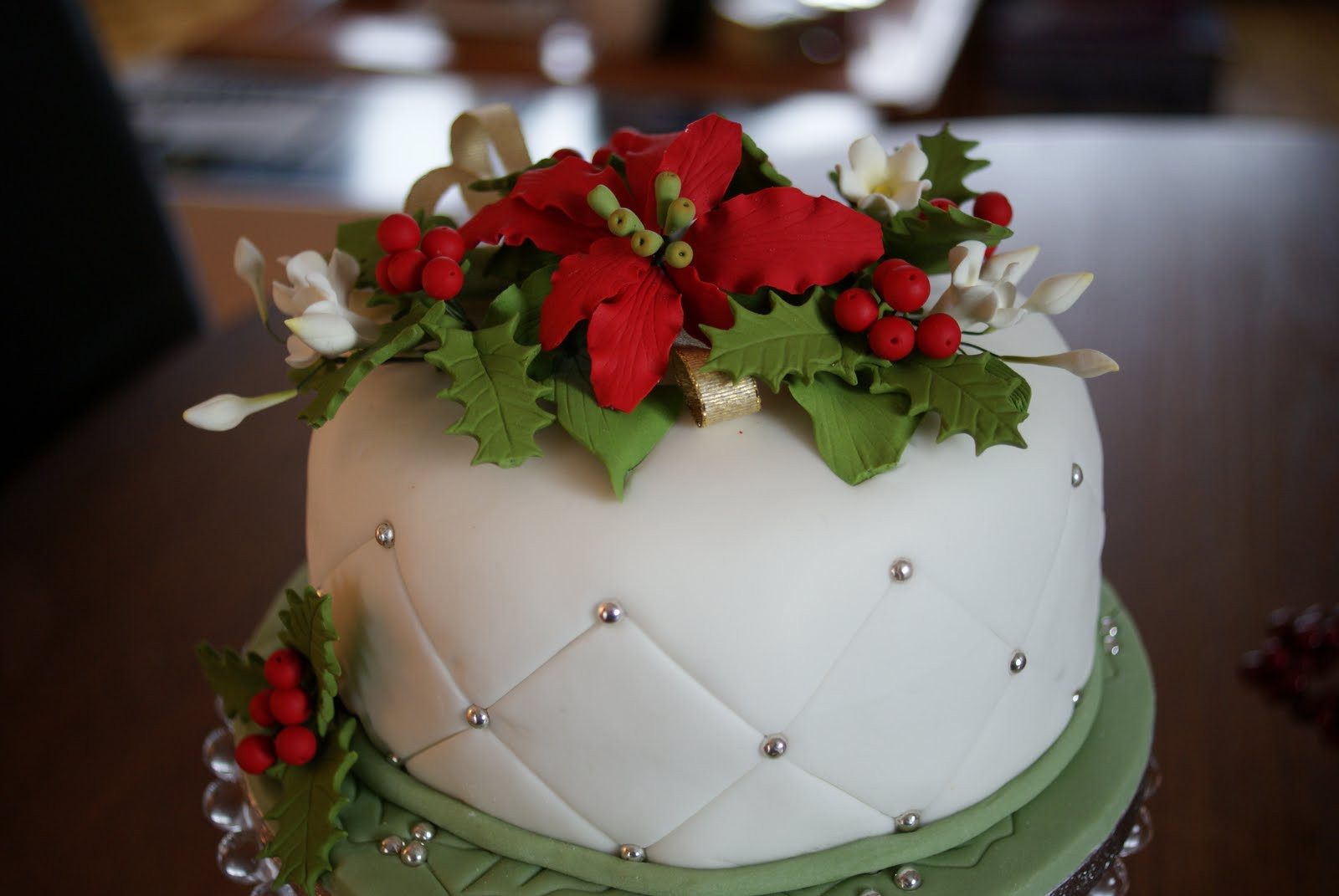 Cakes For Christmas  Festivals christmas cakes ideas nightmare