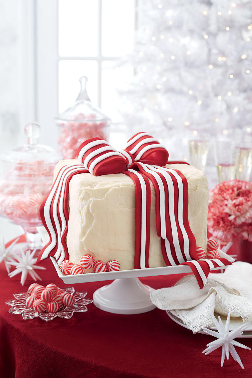Cakes For Christmas  Holiday Cake Ideas Perfect For Your fice Christmas Party