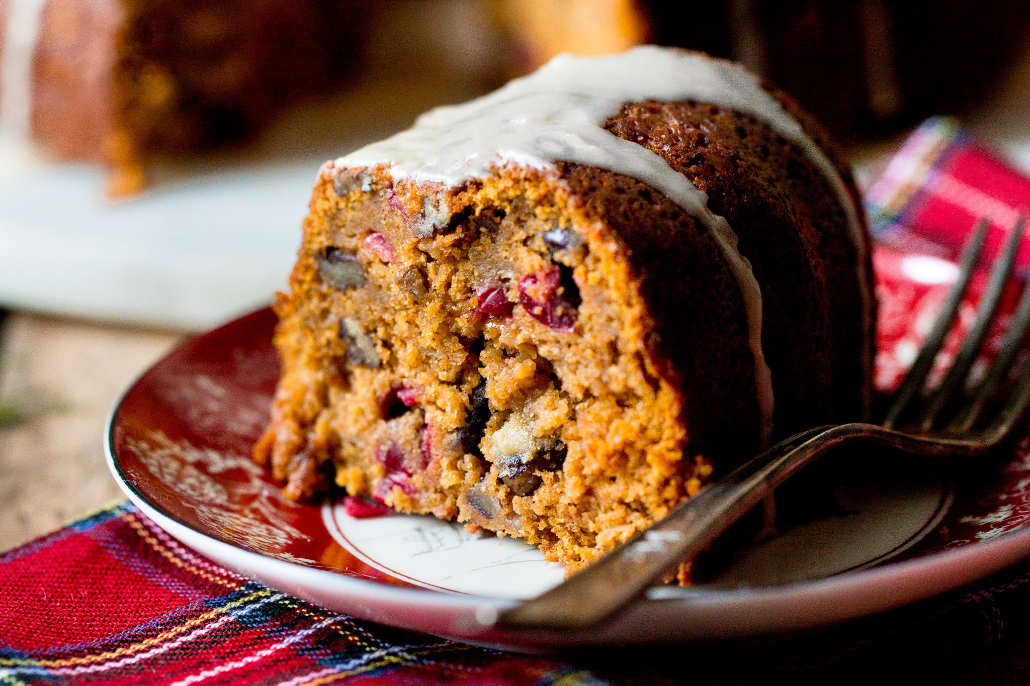 Cakes Recipes For Christmas  All in e Holiday Bundt Cake Recipe NYT Cooking