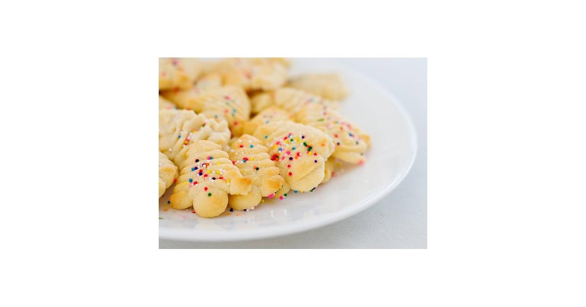 Calories In Christmas Cookies  Spritz cookies Calories in Christmas Cookies