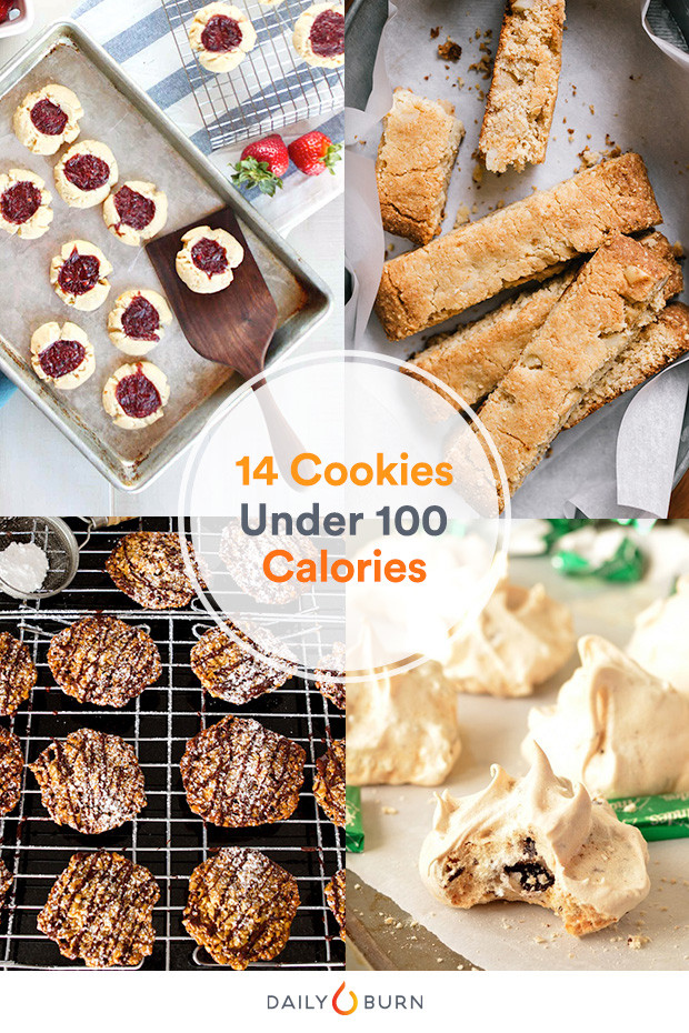 Calories In Christmas Cookies  14 Holiday Cookie Recipes Under 100 Calories Daily Burn