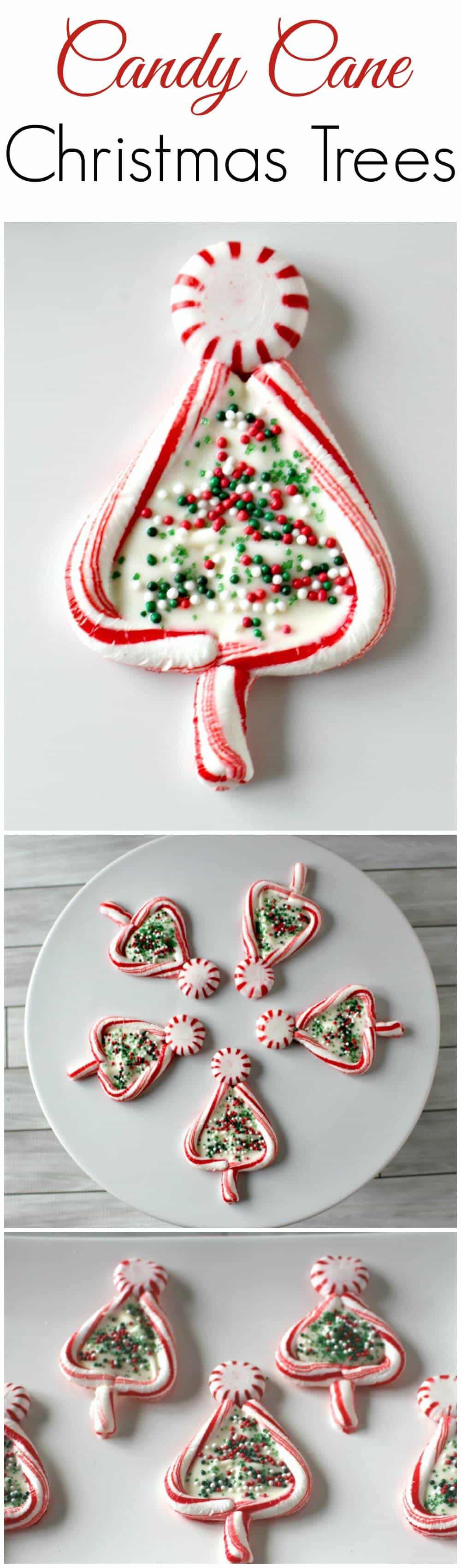 Candy Cane Christmas  Easy DIY Peppermint Candy Crafts Princess Pinky Girl