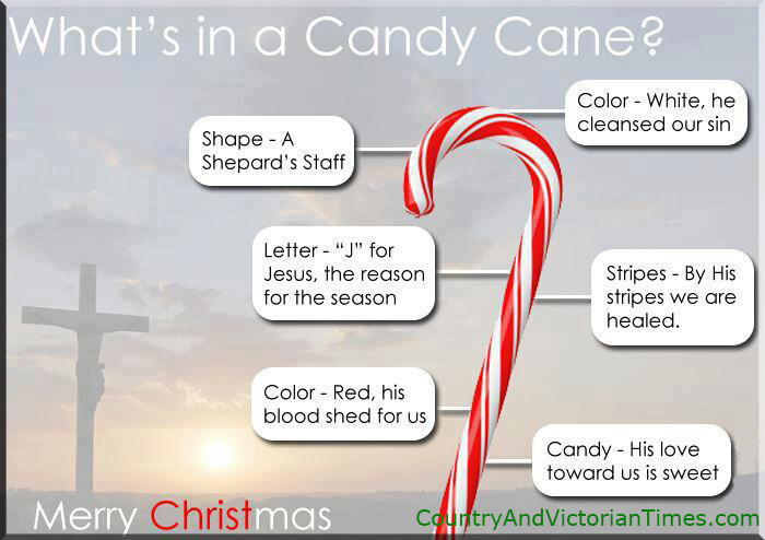 Candy Cane Christmas Lyrics  Christmas Candy Cane Meaning