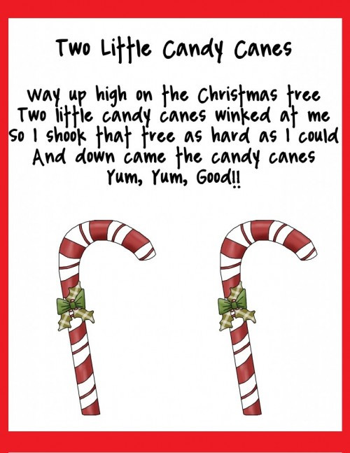 Candy Cane Christmas Lyrics  30 Famous Christmas Songs Lyrics – Pelfusion