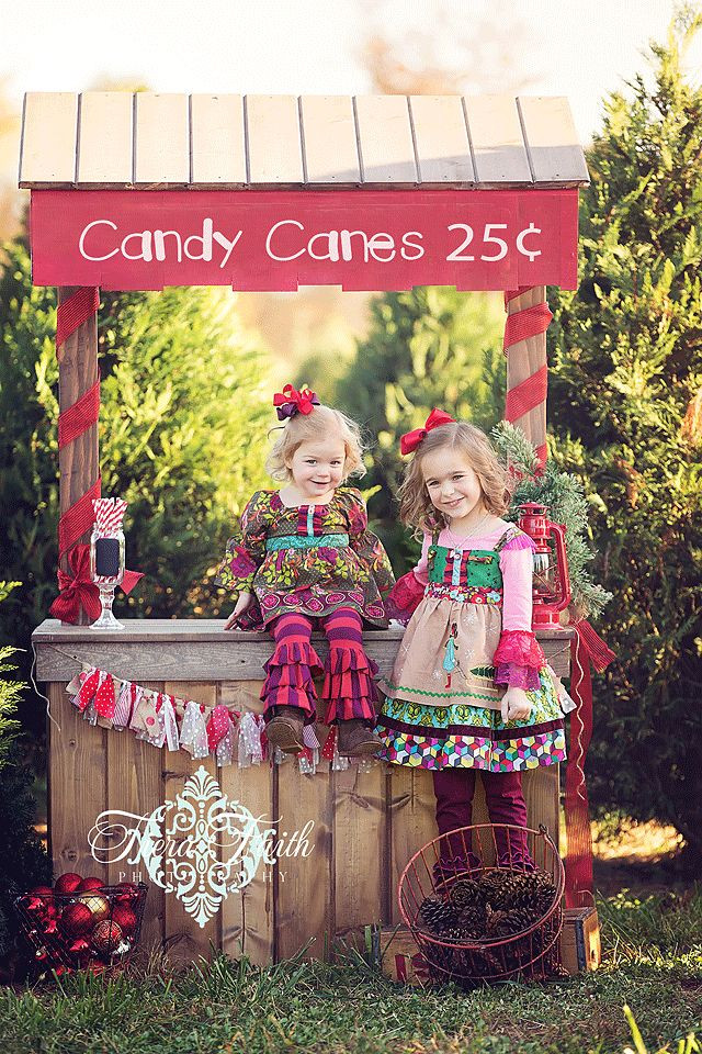 Candy Cane Christmas Tree Farm  25 best shoot props ideas on Pinterest