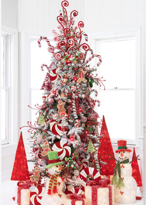 Candy Cane Christmas Tree Farm  pence christ mastree farm April 2010