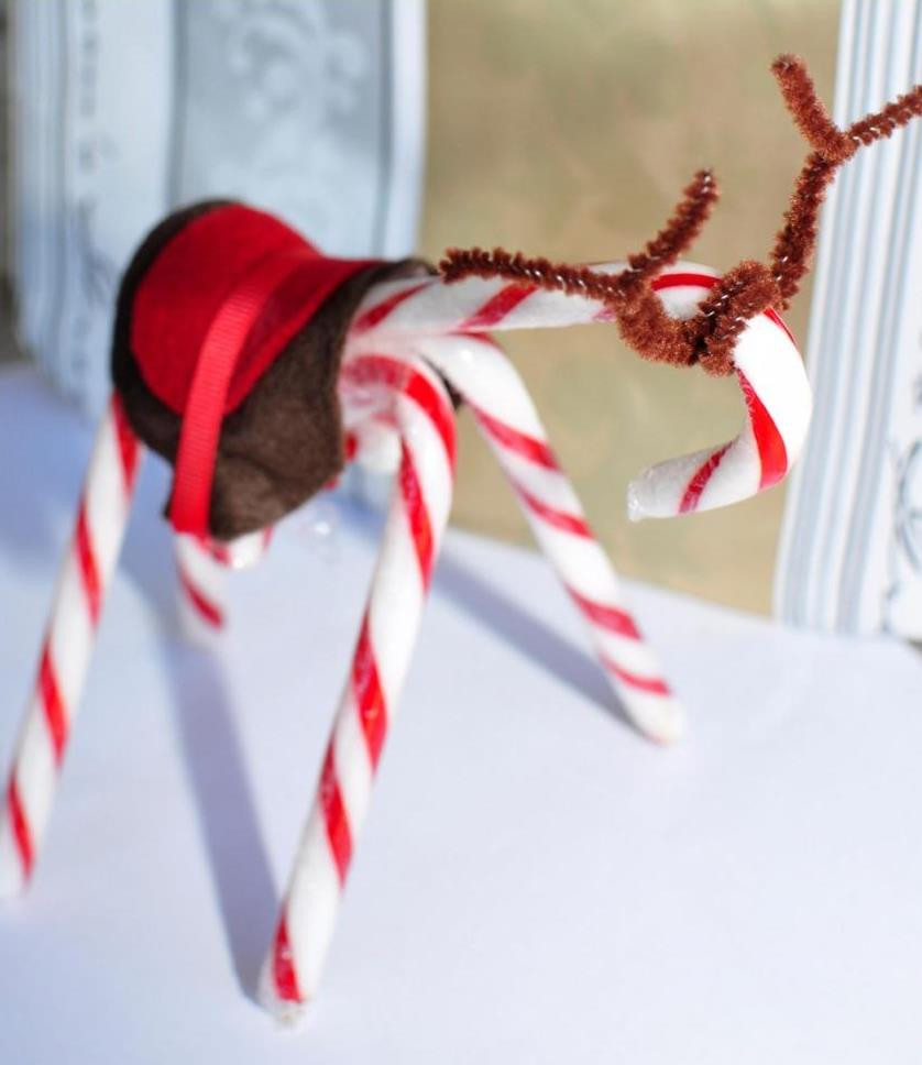 Candy Cane Crafts For Christmas  Christmas Craft Ideas – Be A Fun Mum