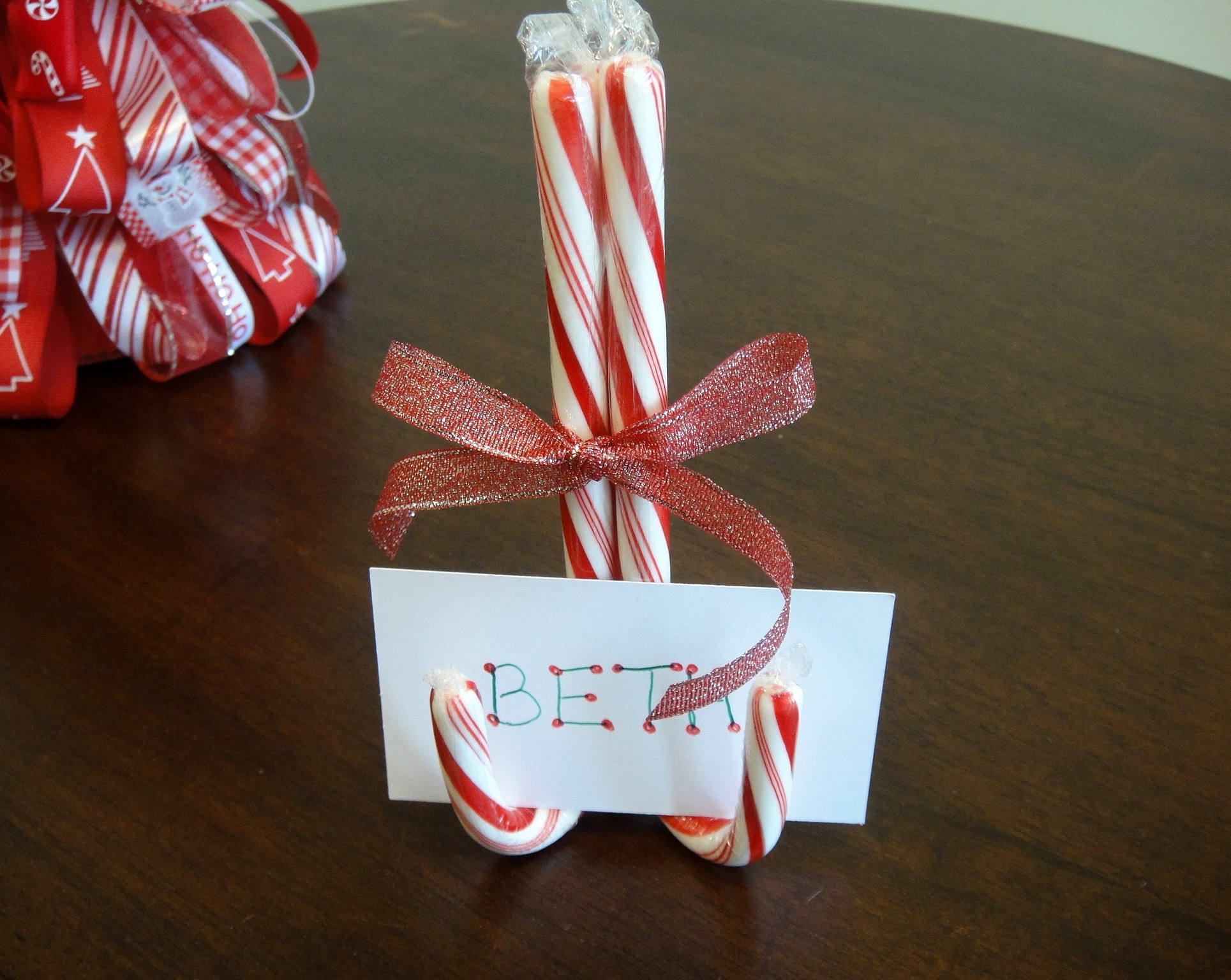 Candy Cane Crafts For Christmas  Candy Cane Craft Ideas for Kids