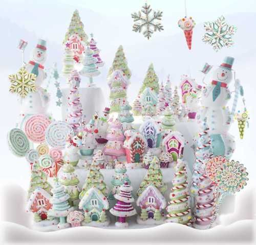Candy Christmas Decorations Hobby Lobby  549 best images about Candyland Christmas on Pinterest