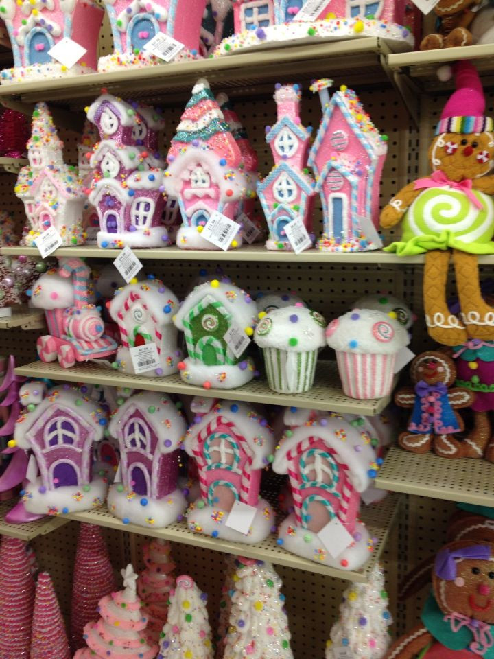 Candy Christmas Decorations Hobby Lobby  Hobby Lobby Styrofoam Pinterest